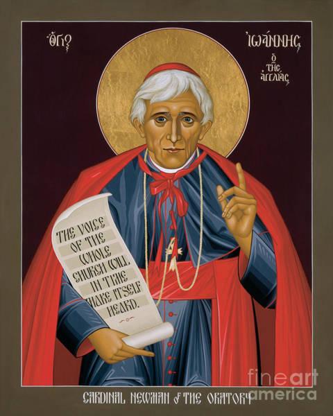Bl. John Henry Newman - Rljhn Poster