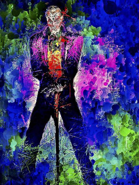 Joker Night Poster