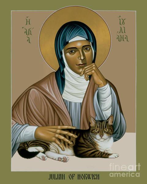 Julian Of Norwich - Rljon Poster