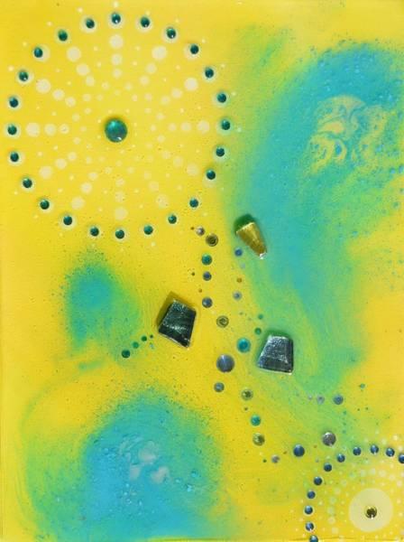 Jupiter Blue Poster