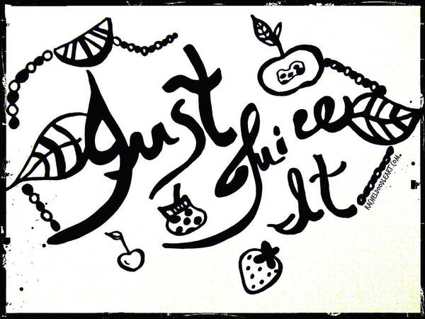 Just Juice It Poster