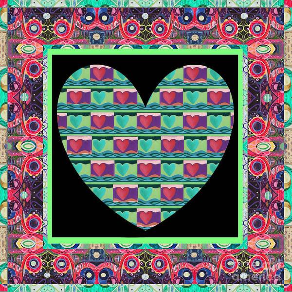 Just Love - Variation Number 1 Poster