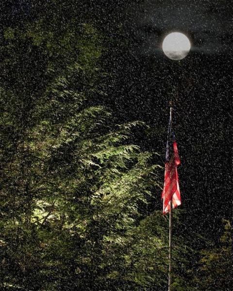 Keeping America  Illuminated.  Poster