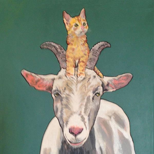 Keira The Kitten Poster