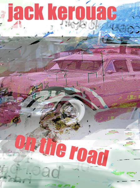 Kerouac Poster  Poster