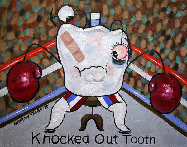 Knocked Out Tooth Poster