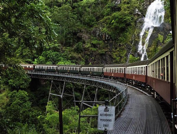 Kuranda Senic Railway Poster