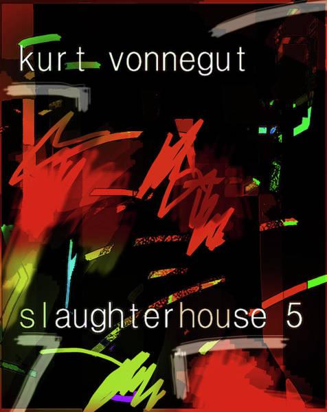 Kurt Vonnegut Poster  Poster