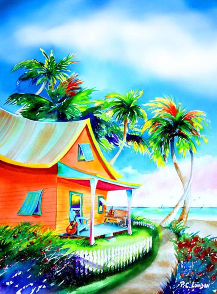 La Casa Cayo Hueso Poster
