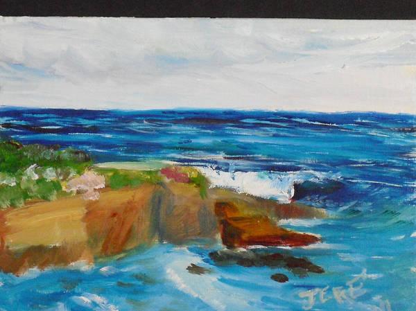 La Jolla Cove 045 Poster
