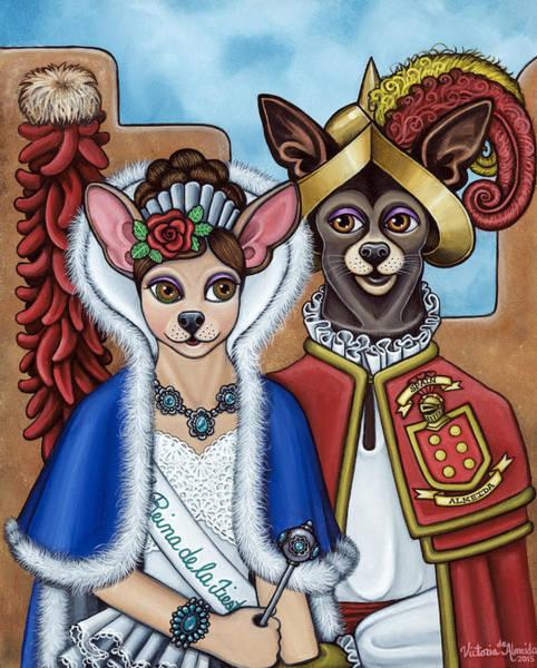 La Reina Y Devargas Poster