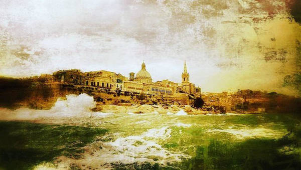 La Valletta Poster