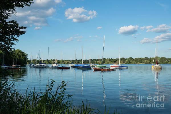 Lake Nokomis Minneapolis City Of Lakes Poster