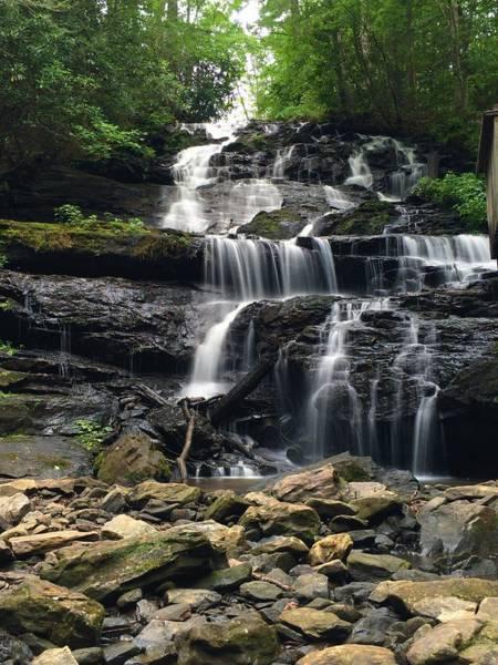 Lake Trahlyta Falls Poster