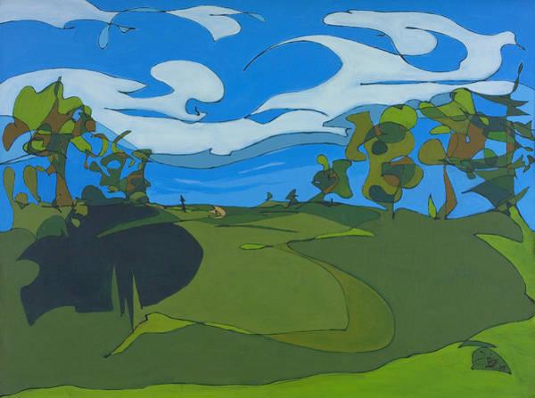Landscape 9 Poster