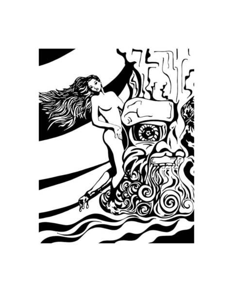 Lava Flow Poster