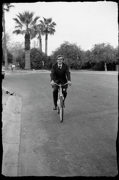 Lawyer On A Bicycle, 1971 Poster