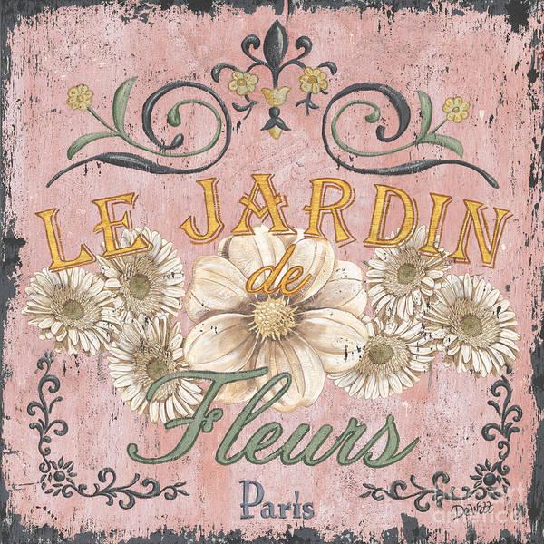 Le Jardin 1 Poster