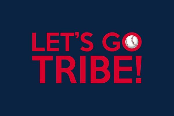 Let's Go Tribe Poster