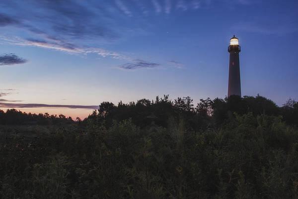 Lighthouse Summer Sunrise Poster