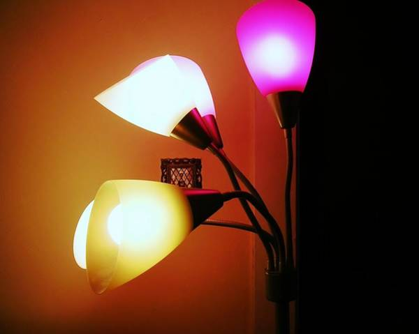 Lighting The Room Poster