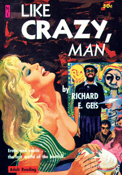 Like Crazy, Man Poster
