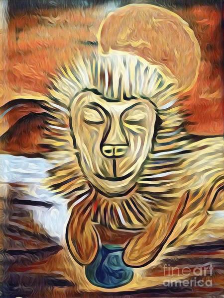 Lion Of Judah II Poster