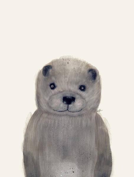 Little Otter Poster