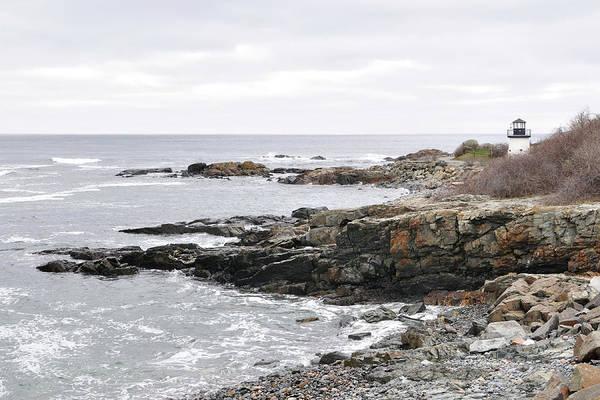 Lobster Point Lighthouse - Ogunquit Maine Poster
