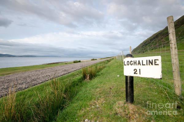 Lochaline This Way Poster