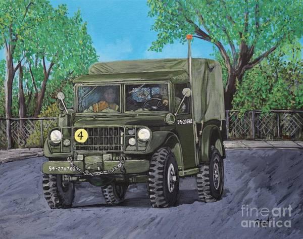 M37 Truck 3bam Poster