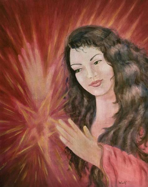 Magic - Morgan Le Fay Poster