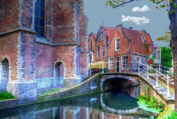 Magical Delft Poster