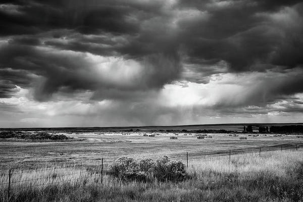 Malheur Storms Clouds Poster