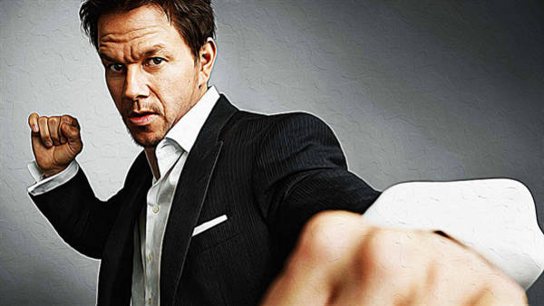 Mark Wahlberg Poster