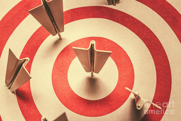Marketing Your Target Market Poster