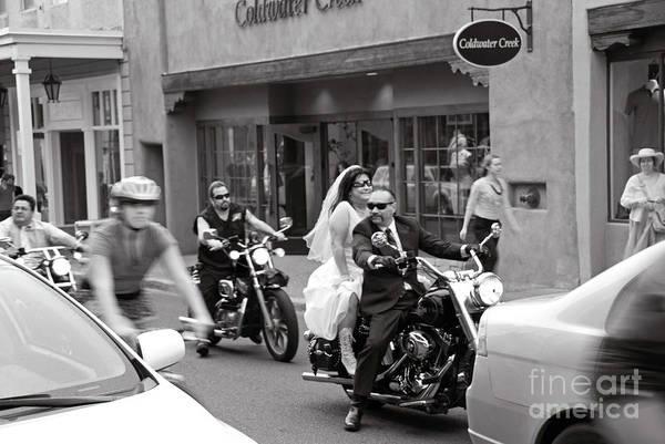 Marriage In Santa Fe Poster