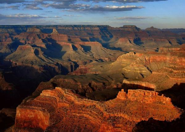 Mather Point - Grand Canyon Poster