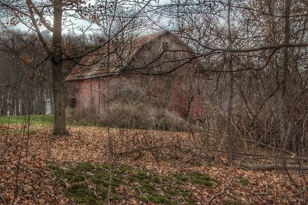0026 - Mayville's Hidden Barn II Poster