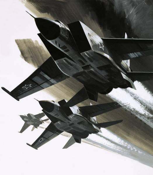 Mcdonnell Douglas F15 Eagle Jet Fighter Poster
