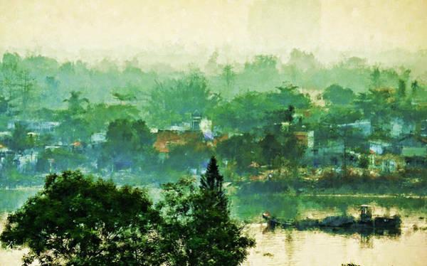 Mekong Morning Poster