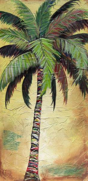 Mellow Palm I Poster