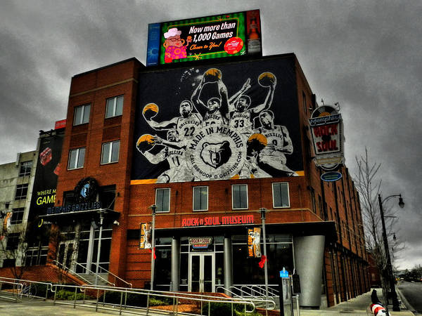 Memphis - Rock 'n' Soul Museum 001 Poster