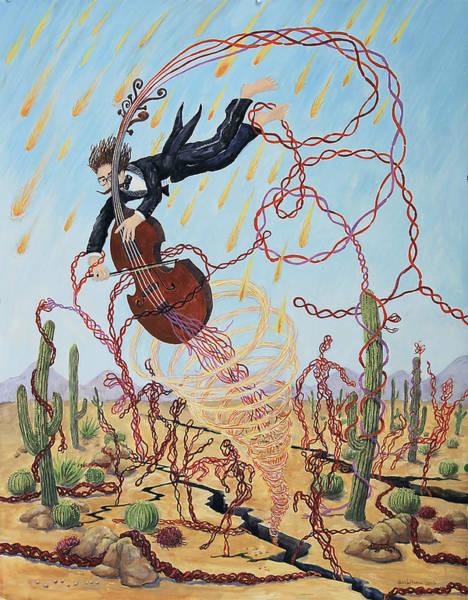 Mendelson's Macrofibers Gone Wild Poster