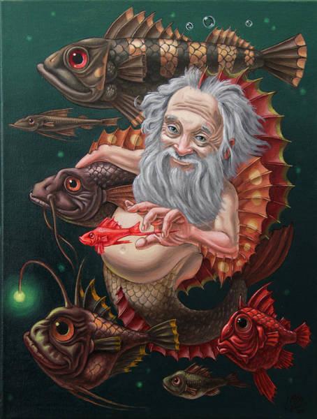 Merman Poster