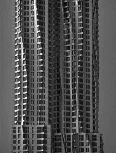 Metal Clad Building Poster