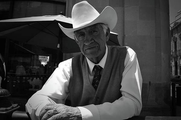 Mexican Cowboy Poster