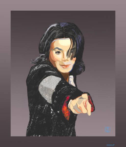 Michael Jackson-tell It Like It Is Poster