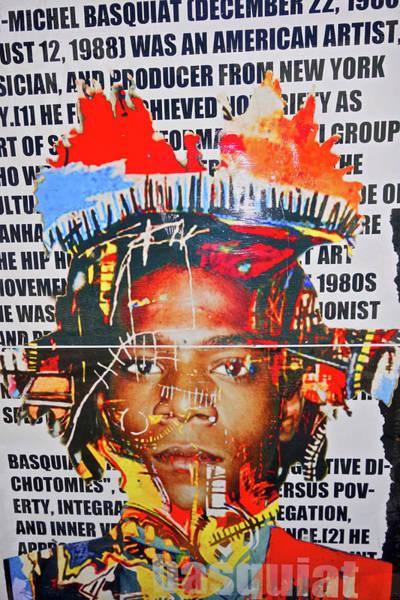 Michel Basquiat Poster