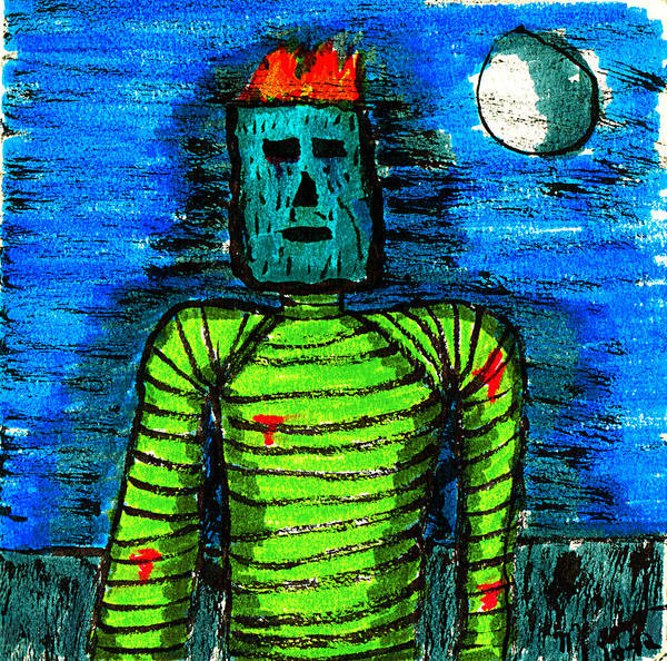 Modern Prometheus Poster